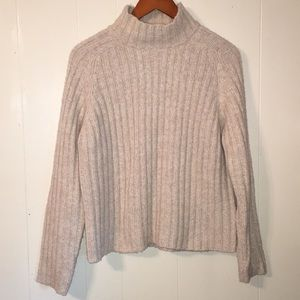 """The Limited """"Katherine"""" Wool Blend Sweater, L"""
